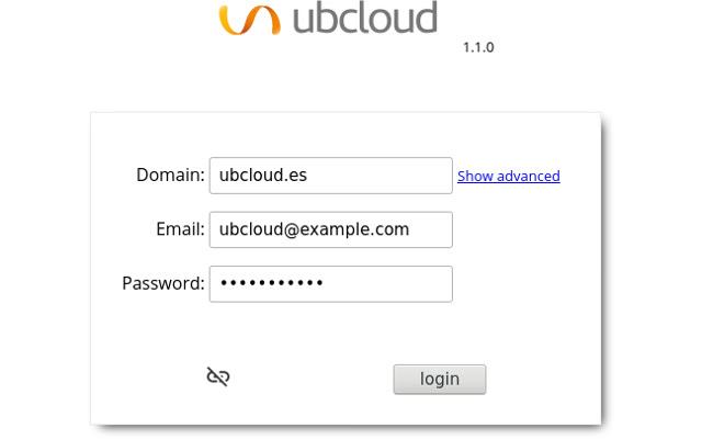 Ubcloud Browser Sync