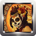 Mexican Sugar Skull Wallpapers icon
