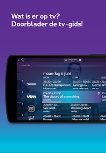 Proximus TV- screenshot thumbnail