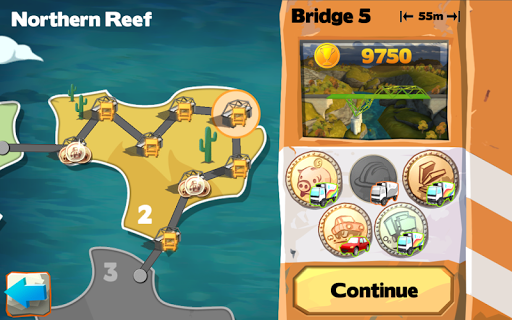 Bridge Constructor Playground FREE apkpoly screenshots 13