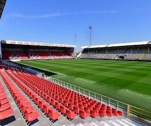 L'Antwerp offre un premier contrat à 5 jeunes joueurs