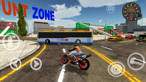Extreme Bike Simulator - screenshot