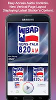 Screenshot of WBAP