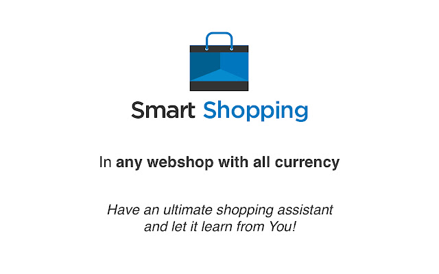 Smart Shopping - Finds the best prices