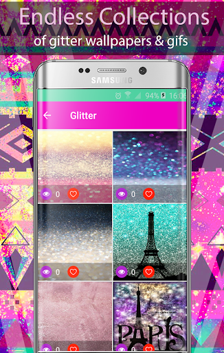 Glitter Wallpapers & GIFs for PC