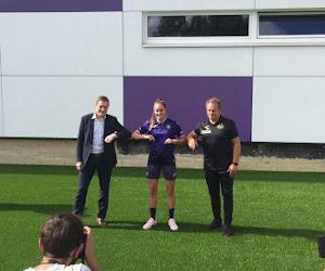 "Tessa Wullaert de retour à Anderlecht: ""La meilleure équipe de Belgique"""