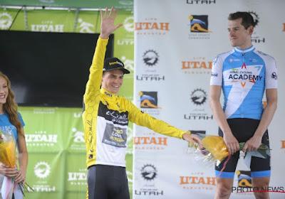 Sepp Kuss blijft Ben Hermans voor en wint Ronde van Utah