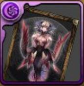 兇悪の女帝・ベリアルのカード