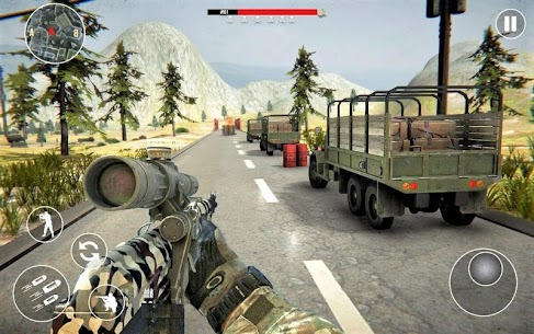 FPS Commando Shooting Games 2020 – new Games 2020 5