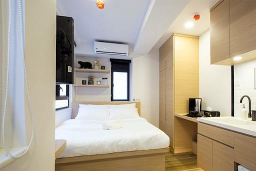 Jaffe Road Serviced Apartments, Wan Chai