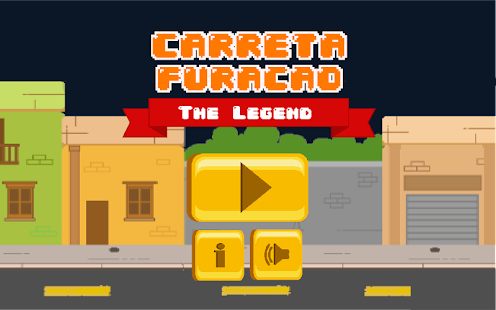 Carreta Furacão: The Legend- screenshot thumbnail