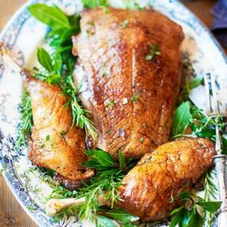 Raymond'S Roast Goose Recipe