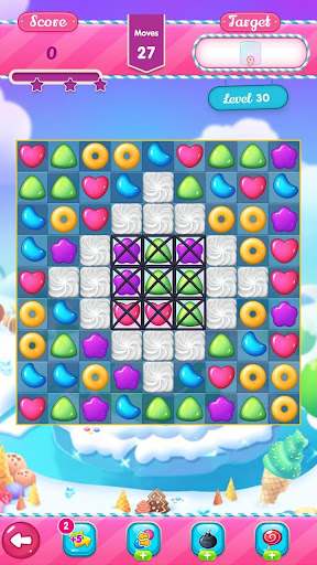 Candy Blast: Pop Mania -  Match 3 Puzzle game 2020 android2mod screenshots 1