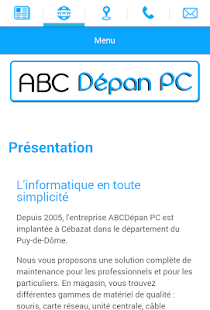 ABCDépan PC- screenshot thumbnail