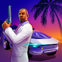 GTS. Gangs Town Story. Action open-world shooter icon