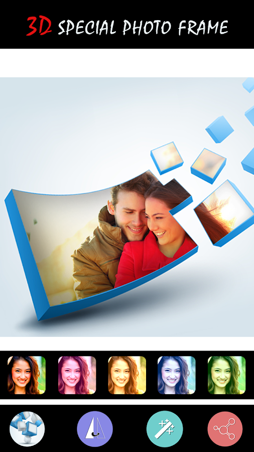 3d Special Effect Photo Editor Android Apps On Google Play