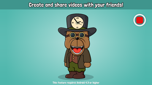 VoiceTooner - Voice changer with cartoons screenshot 3