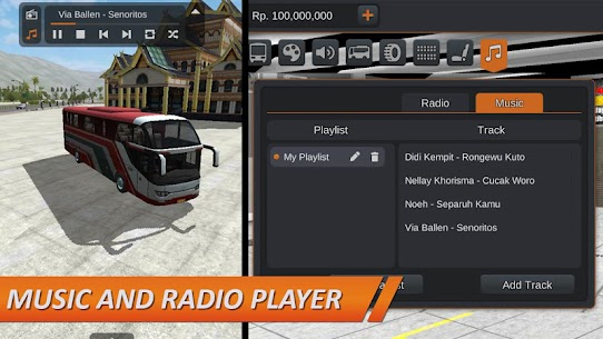 Bus Simulator Indonesia MOD (Unlimited Money) 7