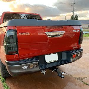 ハイラックス GUN125 Xグレードのカスタム事例画像 lux808さんの2019年11月01日20:38の投稿