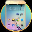 Launcher For Galaxy S6 Edge icon