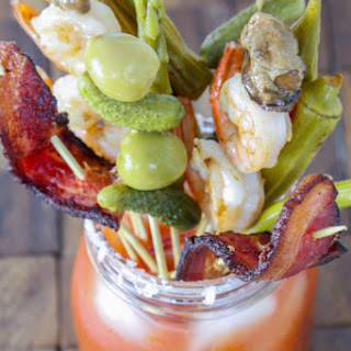 The FoodFash Bloody Mary