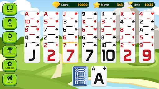Golf Solitaire screenshots 2