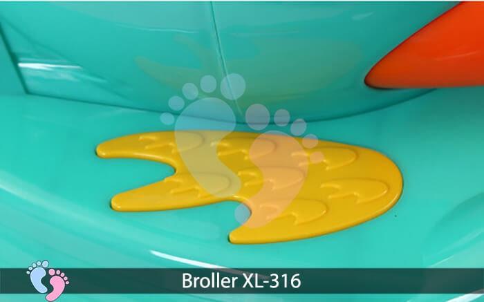 Xe lắc trẻ em Broller XL 316 6