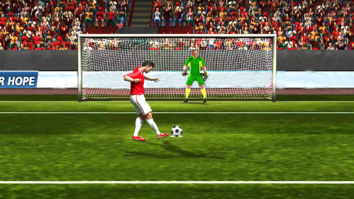 real football revolution soccer: free kicks game 1.0.6 screenshots 4