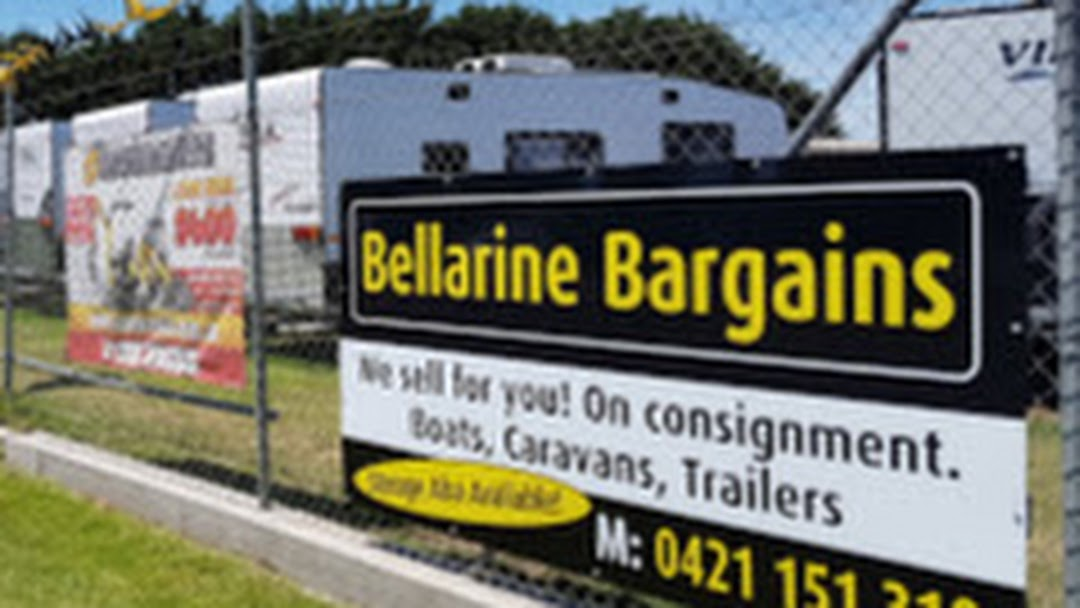 Bellarine Bargains Caravan Sales & Storage - Caravan Dealer