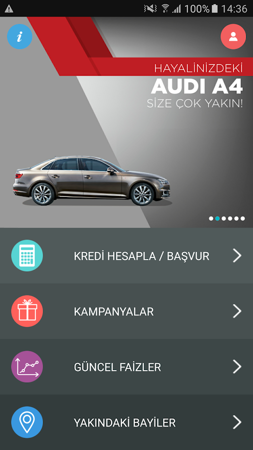 vdf araç kredisinin en kolayı - android apps on google play