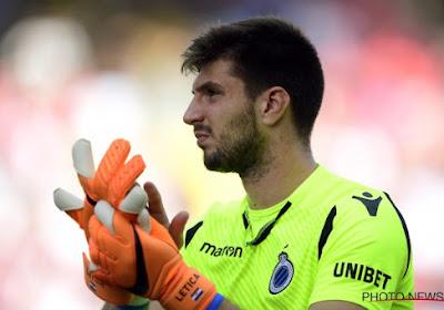 SPAL: tout premier match pour Karlo Letica, prêté par le Club de Bruges