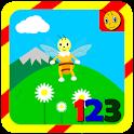 Bee Belajar Angka 123