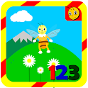 Bee Belajar Angka 123 icon