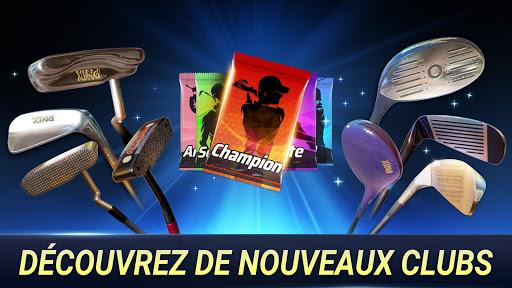 Code Triche Roi du Golf u2013 Tournu00e9e mondiale APK MOD screenshots 5