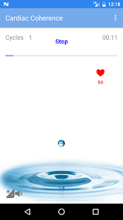 Cardiac Coherence - náhled