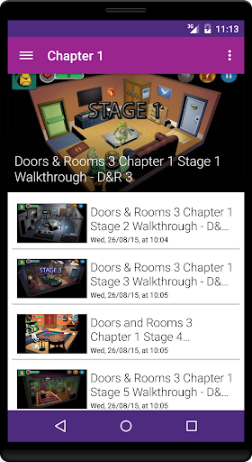 Guide for Doors and Rooms 3