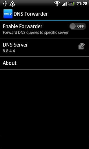 DNS Forwarder Pro