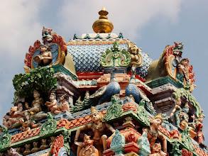 Photo: #007-Chennai (Madras). Temple de Kapalishwara