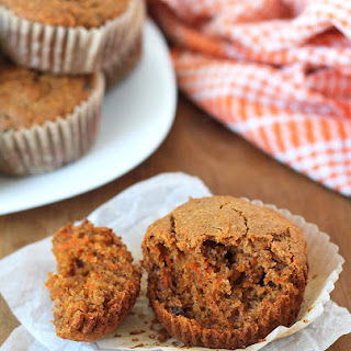 Carrot Ginger Muffins Recipe