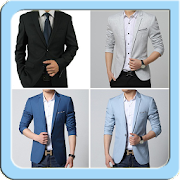 Download App Men Simple Suit Fashion