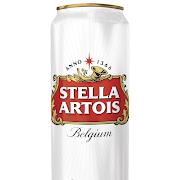 STELLA ARTOIS 473ml - 4 Pack(5.0% AVB)