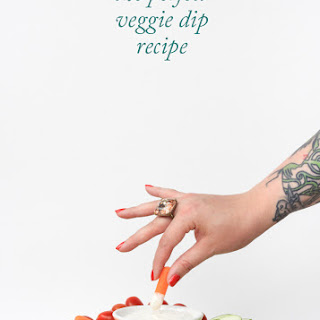 My Grandmother's Veggie Dip