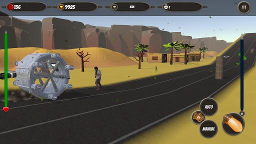 Roll on Zombies 1.00 screenshots 9