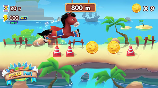 ud83eudd84ud83eudd84Pocket Pony - Horse Run 2.8.5009 screenshots 12