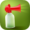 Funny Air Horn Sounds Pro icon