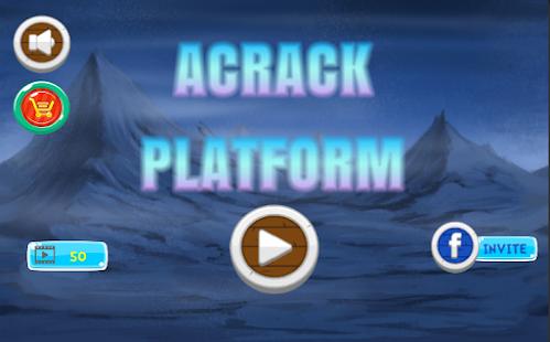 Acrack Platform - náhled