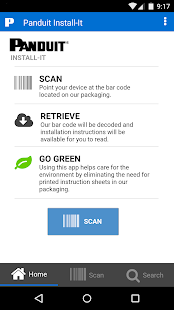 Panduit Install-It screenshot