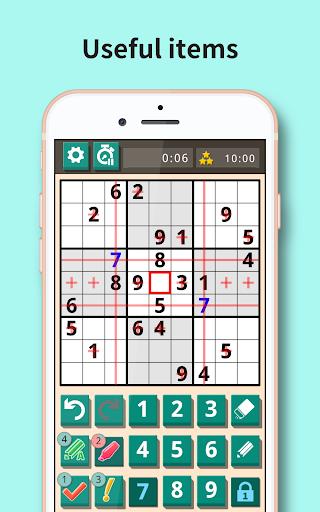 Sudoku classic modavailable screenshots 10