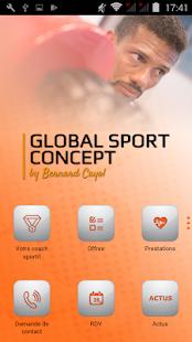 Global Sport Concept - náhled