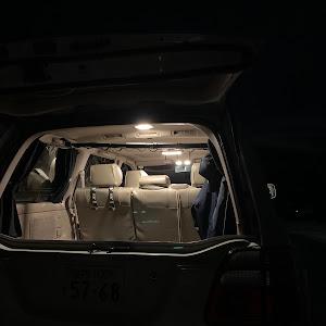 ランドクルーザー100 UZJ100W VXリミテッド・2000のカスタム事例画像 イケルメさんの2021年01月11日20:44の投稿